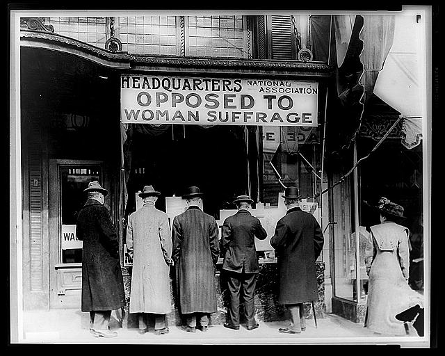 Anti-Suffrage